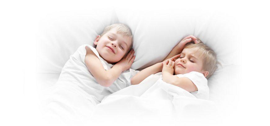 Posizione corretta da mantenere durante il sonno