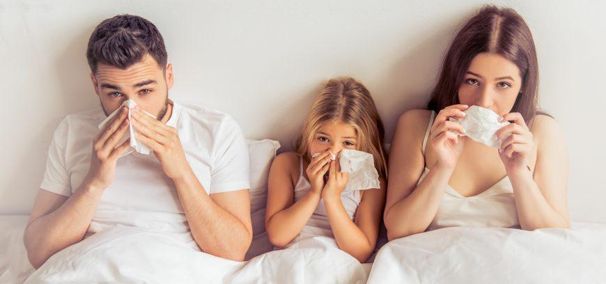 Combattere gli acari della polvere per dormire meglio